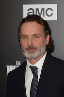 HOLLYWOOD, CA - OCTOBER 23: Andrew Lincoln at AMC Presents Live, 90-Minute Special Edition of 'Talking Dead' at Hollywood Forever on October 23, 2016 in Hollywood, California. Credit: David Edwards/MediaPunch