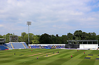 General view of play during Glamorgan vs Essex Eagles, Royal London One-Day Cup Cricket at the SSE SWALEC Stadium on 7th May 2017