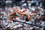 Mens's high jump, Summer Olympics, Atlanta, Georgia, USA, July 1996