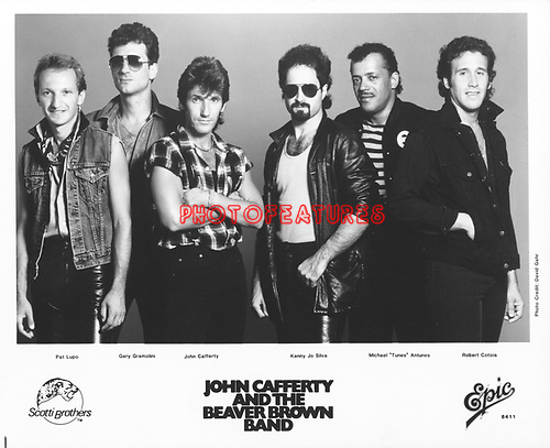 John Cafferty 1984..photo from promoarchive.com/ Photofeatures....