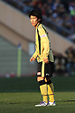 Takumi Miyayoshi (Sanga), DECEMBER 29, 2011 - Football / Soccer : 91st Emperor's Cup semifinal match between Yokohama F Marinos 2-4 Kyoto Sanga F.C. at National Stadium in Tokyo, Japan. (Photo by Hiroyuki Sato/AFLO)