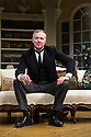 London, UK. 26.03.2014. Theatre Royal Bath Production's West End transfer of RELATIVE VALUES, by Noel Coward, opens at the Harold Pinter Theatre. Picture shows: Rory Bremner (Crestwell). Photograph © Jane Hobson.