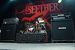 Seether at Uproar Festival Verizon Wireless Amphitheater St. Louis, MO September 25th, 2011.