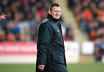 St Johnstone v Dundee United...11.02.12.. SPL.Steve Lomas grimaces.Picture by Graeme Hart..Copyright Perthshire Picture Agency.Tel: 01738 623350  Mobile: 07990 594431