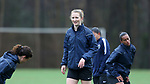 RALEIGH, NC - MARCH 13: Samantha Mewis. The North Carolina Courage held their first ever training session on March 13, 2017, at WRAL Soccer Center in Raleigh, NC to start their preseason before the 2017 NWSL Season. Prior to its offseason relocation the team was known as the Western New York Flash.
