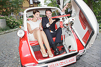 Prince Felix Of Luxembourg and Claire Lademacher Civil Wedding - Germany