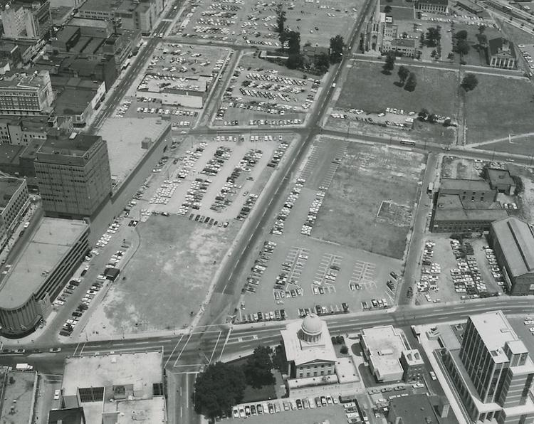 UNDATED..Redevelopment.Downtown North (R-8)..17 acres site.Future Macarthur Center site...NEG#.NRHA#..