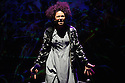 """""""wonder.land"""", a new musical inspired by Lewis Carroll's """"Alice in Wonderland"""", created by Damon Albarn, Moira Buffini and Rufus Norris, opens at the National Theatre, in the Olivier. Picture shows: Lois Chimimba (Aly)."""
