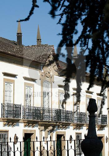 Solar da Rede, Mesão Frio, Douro.