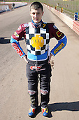 Shane Hazelden of Hackney Hawks - Hackney Hawks Speedway Press &amp; Practice Day at Arena Essex Raceway, Purfleet, Essex - 23/03/11 - MANDATORY CREDIT: Gavin Ellis/TGSPHOTO - Self billing applies where appropriate - Tel: 0845 094 6026
