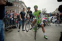 Peter Sagan (SVK/Cannondale) at the start<br /> <br /> Gent-Wevelgem 2014