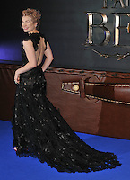 Alison Sudol at the &quot;Fantastic Beasts and Where to Find Them&quot; European film premiere, Odeon Leicester Square cinema, Leicester Square, London, England, UK, on Tuesday 15 November 2016. <br /> CAP/CAN<br /> &copy;CAN/Capital Pictures /MediaPunch ***NORTH AND SOUTH AMERICAS ONLY***