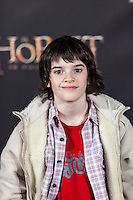 """""""The Hobbit: An Unexpected Journey"""" premiere at the Callao cinema- Madrid."""