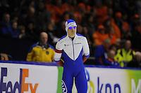 SCHAATSEN: HEERENVEEN: IJsstadion Thialf, 07-02-15, World Cup, 500m Men Division A, Ruslan Murashov (RUS), ©foto Martin de Jong