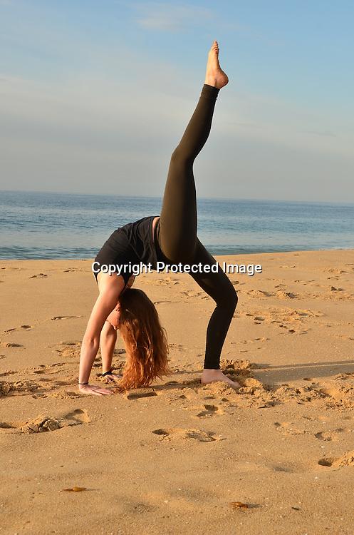 Lifestyle stock photos woman at spa Stock photo Yoga  HolisticLifestyle