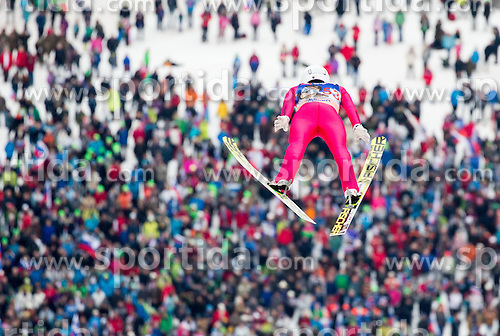 Simon Ammann (SUI) during the Ski Flying Hill Individual Competition at Day 1 of FIS Ski Jumping World Cup Final 2016, on March 17, 2016 in Planica, Slovenia. Photo by Vid Ponikvar / Sportida