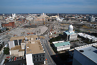 1997 FEBRUARY 07..Redevelopment..Macarthur Center.Downtown North (R-8)..LOOKING NORTH...NEG#.NRHA#..