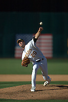 Mark Mulder. Anaheim Angels vs Oakland Athletics. Oakland, CA 7/4/2003 MANDATORY CREDIT: Brad Mangin