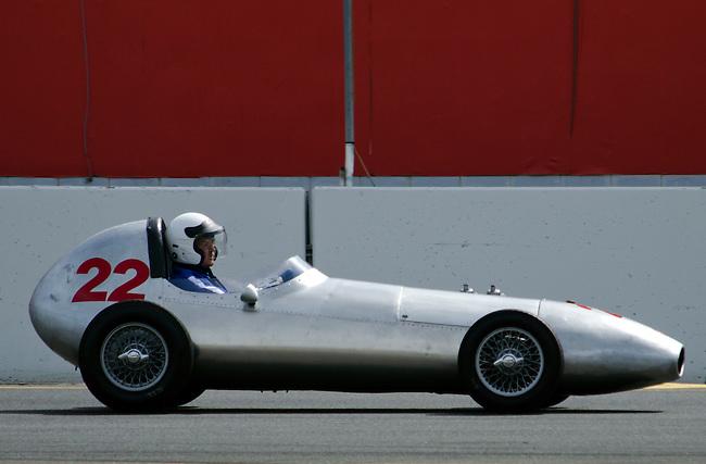 1959 Sadler Formula Junior