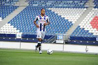 VOETBAL: HEERENVEEN: Abe Lenstra Stadion 16-07-2015, Persdag SC Heerenveen, ©foto Martin de Jong