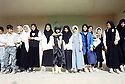 Irak 2000.Les éleves d'une école de Halabja.Iraq 2000.Pupils in a school of Halabja