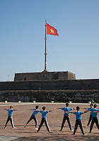 Flag Tower (Cot Co) Hue Citadel / Imperial City, Hue, Vietnam