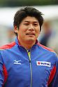 Yukifumi Murakami (JPN), .MAY 6, 2012 - Athletics : .SEIKO Golden Grand Prix in Kawasaki, Men's Javelin Throw .at Kawasaki Todoroki Stadium, Kanagawa, Japan. .(Photo by Daiju Kitamura/AFLO SPORT)