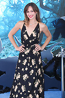 HOLLYWOOD, LOS ANGELES, CA, USA - MAY 28: Karina Smirnoff at the World Premiere Of Disney's 'Maleficent' held at the El Capitan Theatre on May 28, 2014 in Hollywood, Los Angeles, California, United States. (Photo by Xavier Collin/Celebrity Monitor)