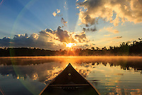 &quot;Canoe Country Radiance I&quot;<br />