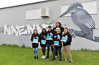 20160929 Hutt City Council - Grand Opening of the Naenae Kotare Mural
