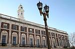 WATERBURY, CT- 02 JANUARY 2006-0102067JS08-Waterbury City Hall on Grand Street in Waterbury.<br /> Jim Shannon/Republican-American