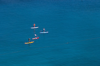 Stand Up Paddle boarders<br />