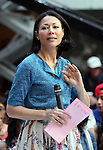 Ann Curry on NBC's Today Show in New York City. June 8, 2012. &copy; RW/MediaPunch Inc.