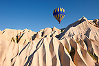 Hot Air Baloons over Goreme, Cappadocia Turkey