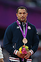 2012 Olympic Games - Athletics - Men's Hammer Throw Victory Ceremony
