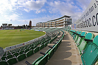 General view of the ground ahead of Somerset CCC vs Essex CCC, Specsavers County Championship Division 1 Cricket at The Cooper Associates County Ground on 16th April 2017