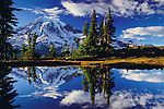 Mount Rainier National Park, Washington, is by far one of my most favorite destinations to shoot. Rainier is a beautiful volcano with so may lakes within the park that it gives any photographer a plethora of shooting possibilities.
