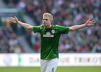 FUSSBALL   1. BUNDESLIGA  SAISON 2012/2013   6. Spieltag  29.09.2012 SV Werder Bremen - FC Bayern Muenchen    Kevin De Bruyne (SV Werder Bremen)