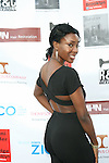Model Tanyka Renee Attends Bikini Under The Bridge 2013 Fashion Show Held in BAM Parking Lot, Brooklyn NY