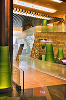 Cafe Vettro, Aria Resort Casino, Hospitality