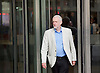 Jeremy Corbyn <br /> Leader of the Labour Party <br /> leaving the Andrew Marr Show at the BBC, London, Great Britain <br /> 10th July 2016 <br /> <br /> <br /> Photograph by Elliott Franks <br /> Image licensed to Elliott Franks Photography Services