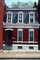 St. Louis: Soulard Area--2334 S. 9th St. Photo '77.