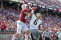 Stanford Football vs Army Black Knights, Sept. 13, 2014