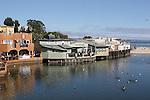Soquel Creek in Capitola