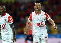 Independiente Medellin vs Independiente Santa Fe ,partido final ida  ,17-12-2014