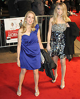 Gillian McKeith and daughter Skylar McKeith-Magaziner Morning Glory UK Premiere, Empire Cinema, Leicester Square, London, UK, 11 January 2011: Contact: Ian@Piqtured.com +44(0)791 626 2580 (Picture by Richard Goldschmidt)