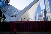 The Oculus - World Trade Center Transportation Hub 2016