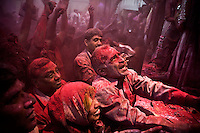 HOLI. THE INDIAN CELEBRATION OF LIFE.