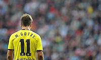 FUSSBALL   1. BUNDESLIGA   SAISON 2011/2012    4. SPIELTAG Bayer 04 Leverkusen - Borussia Dortmund              27.08.2011 Mario GOETZE (Dortmund)