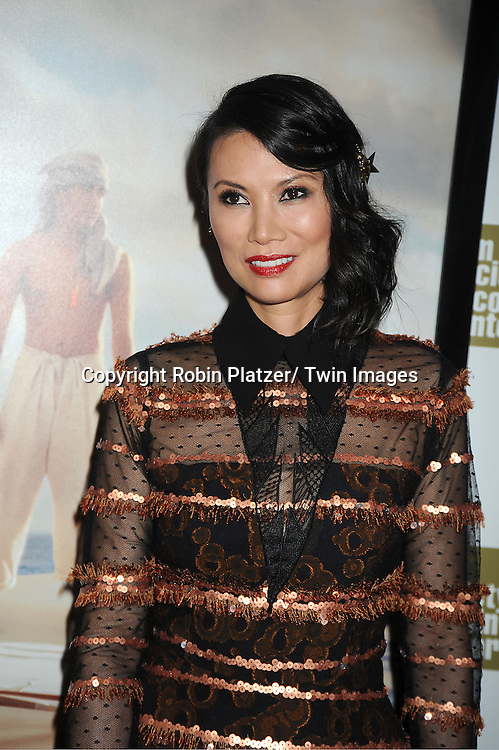 "Wendi Murdoch attends the 50th Annual New York Film Festival Opening Night Gala presentation of ""Life of Pi"" starring Suraj Sharma and directored by Ang Lee on September 28, 2012 in New York City. The screening was at Alice Tully Hall at Lincoln Center."